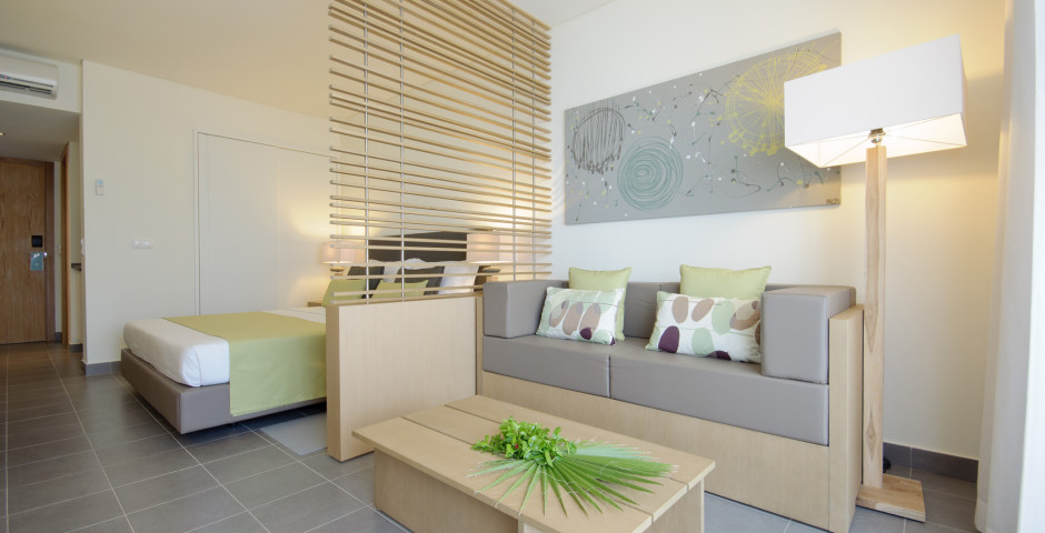 Doppelzimmer Gartensicht - Oasis Salinas Sea