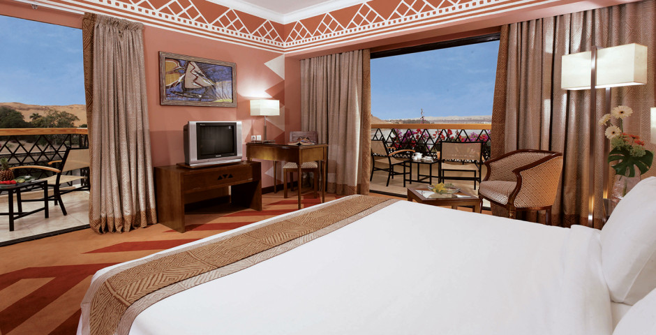 Doppelzimmer Classic - Mövenpick Resort Aswan