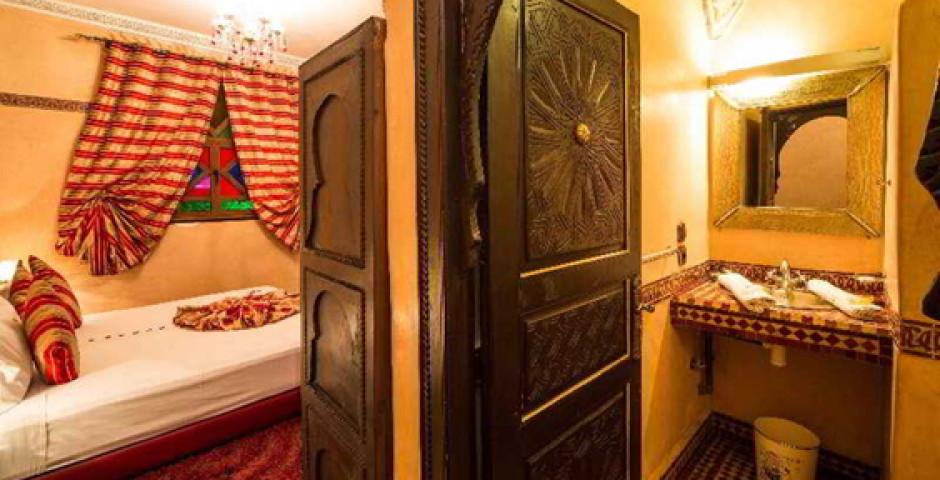 Riad & Spa Mabrouk