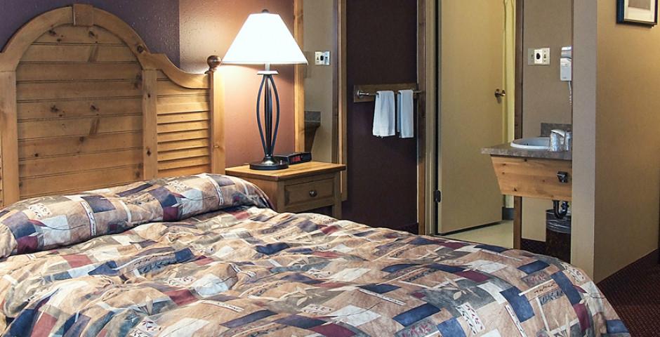 Standard-Zimmer - Aspen Inn