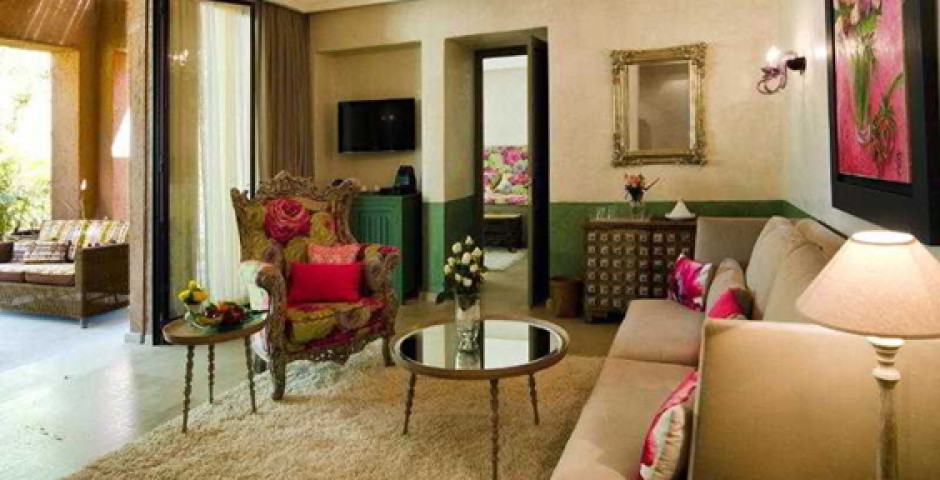 Tigmiza Suites & Pavillions