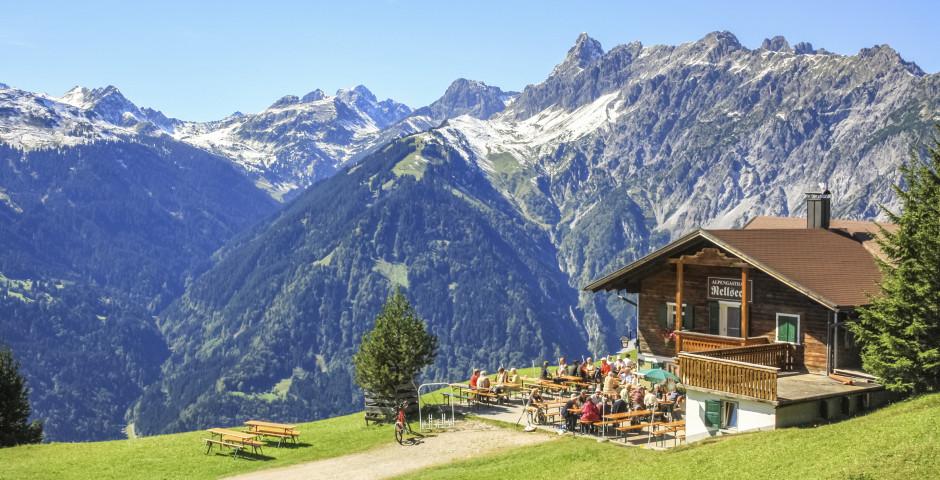 Faire de la randonnée à St. Anton am Arlberg - St. Anton am Arlberg