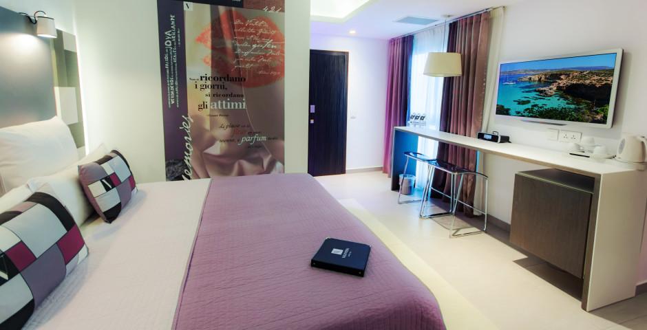Familienzimmer - Hotel Valentina