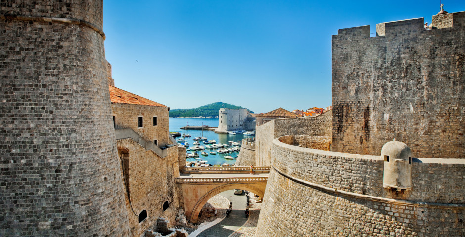 Dubrovnik & ses environs