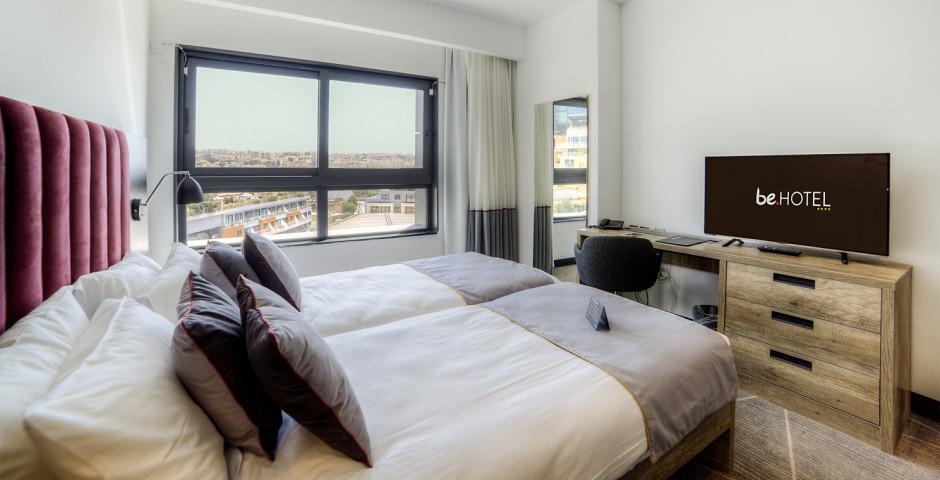 Superior Suite - be.Hotel