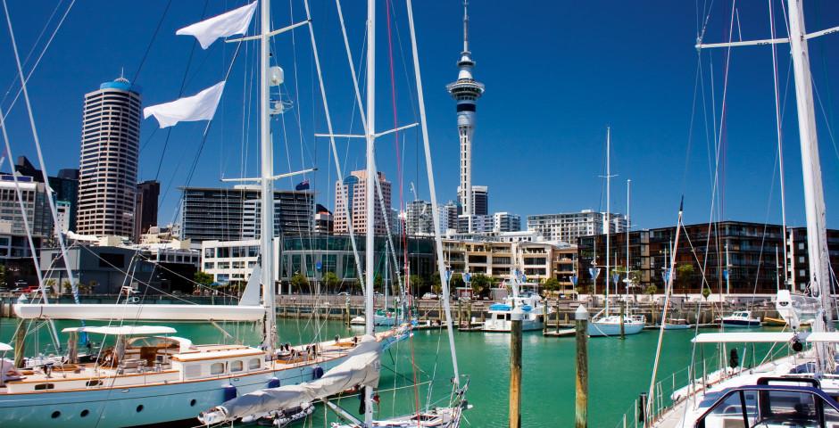 Port - Auckland