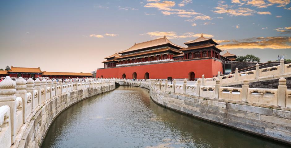 Verbotene Stadt - Peking/Beijing