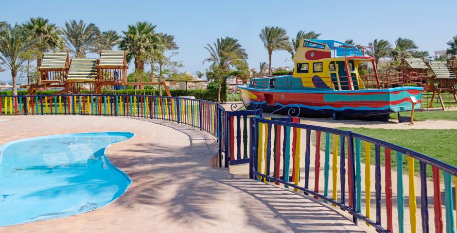 Desert Rose Resort Hurghada Hotelplan