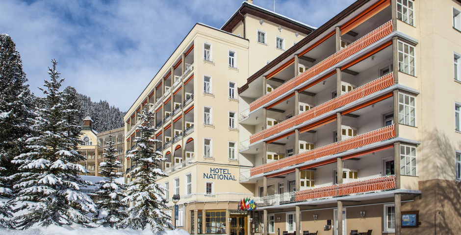 Hotel National - Skipauschale