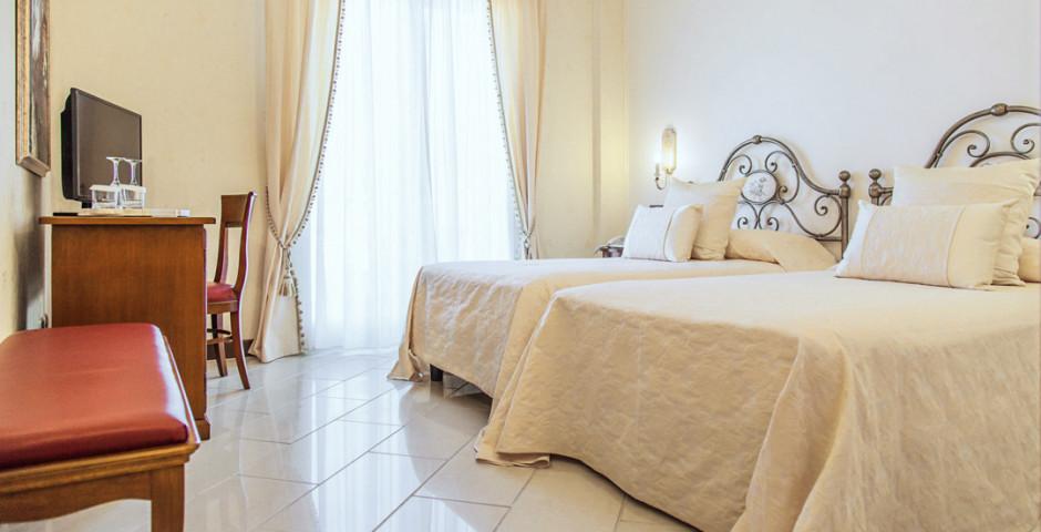 Doppelzimmer Deluxe - Diamond Naxos Taormina Resort