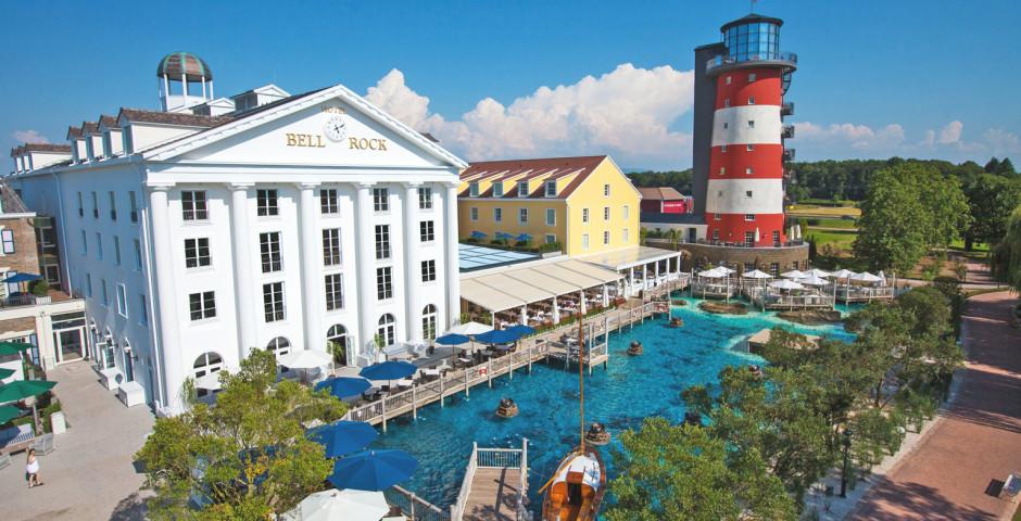 Hôtel thématique Bell Rock - billets d'entrée à Europa-Park incl.