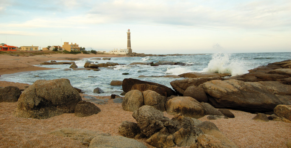 Leuchtturm in Jose Ignacio - Uruguay