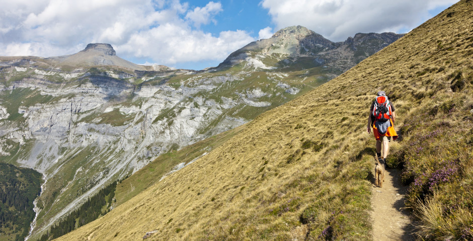 Wandern in Brigels - Brigels