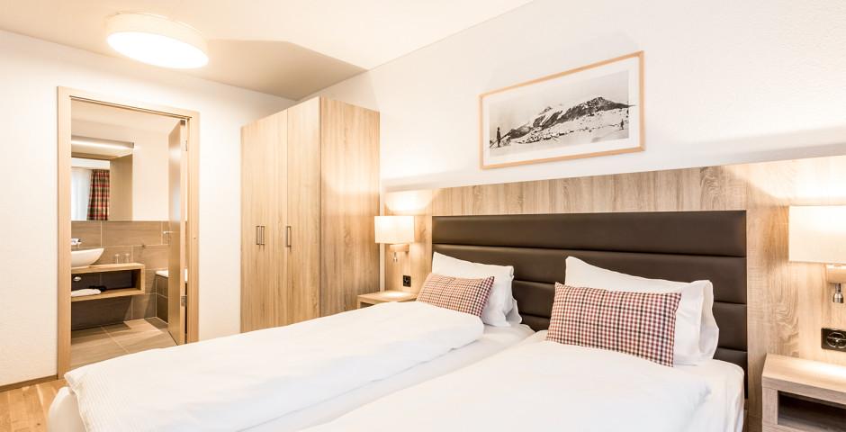 Appartement - Ferienresort Pradas - Skipauschale