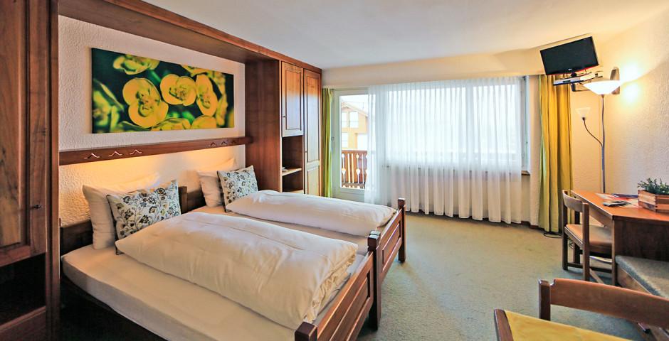 Doppelzimmer Süd - Hotel Art Furrer