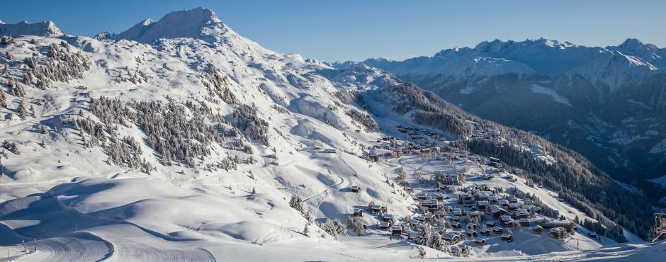 Skigebiet Aletsch Arena