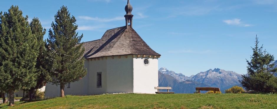 Kapelle Riederalp
