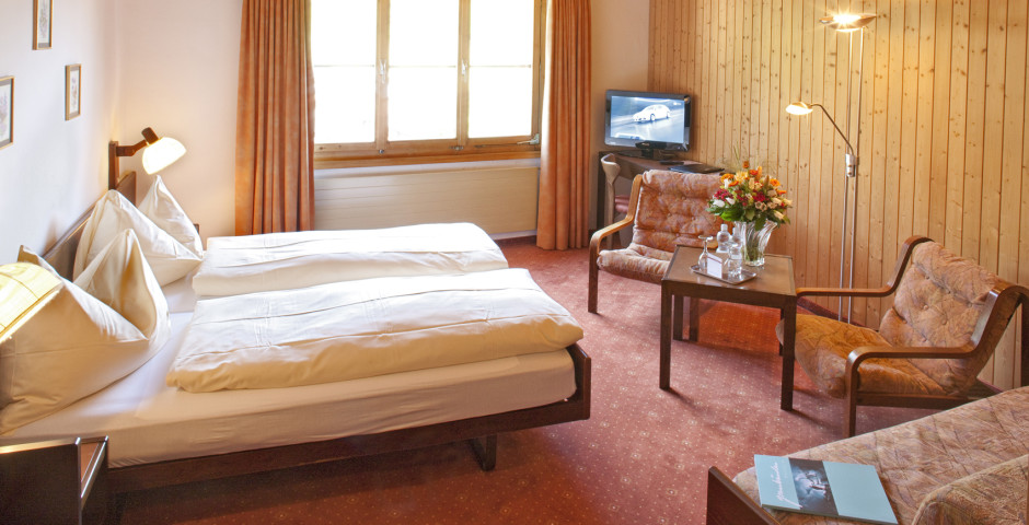 Crestas Bergsport Hotel Brigels