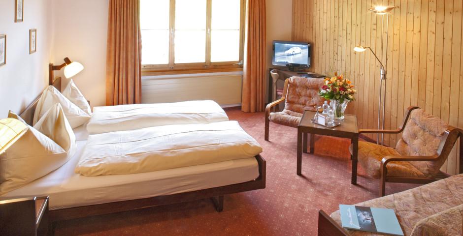Crestas Bergsport Hotel Brigels - Skipauschale