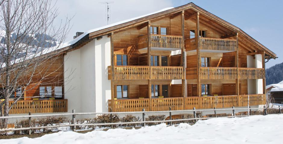 Crestas Bergsport Hotel Brigels - Forfait ski