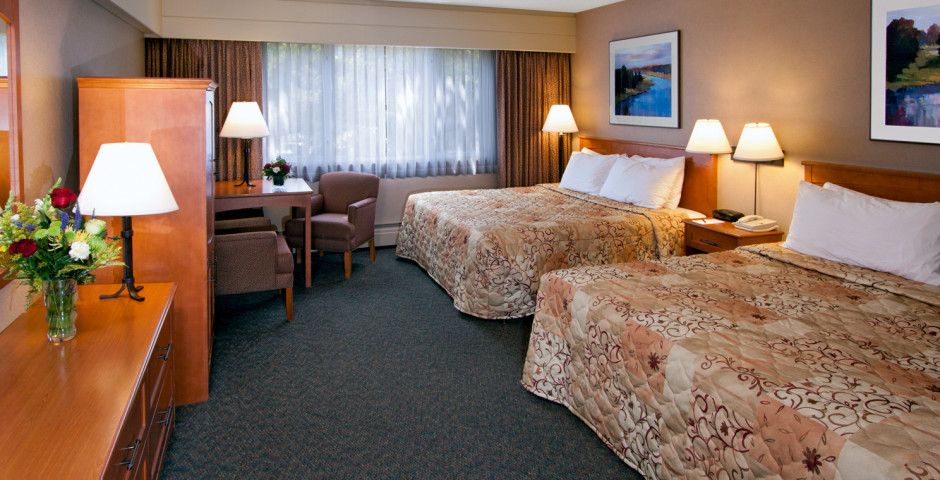 Deluxe-Zimmer Twin Kings - Lobstick Lodge