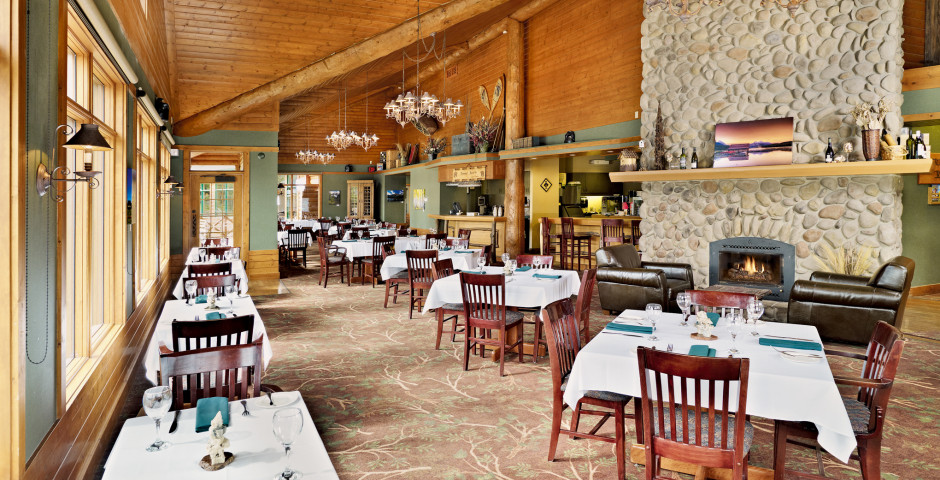Restaurant - Pyramid Lake Resort
