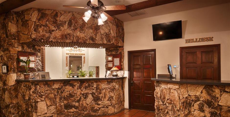 Best Western Plus Hacienda Hotel - Old Town