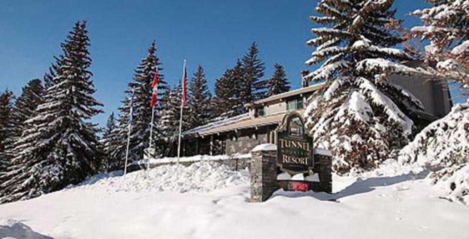 Tunnel Mountain Resort Banff