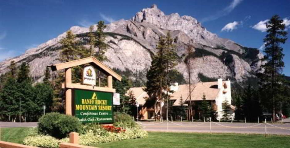 Banff Rocky Mountain