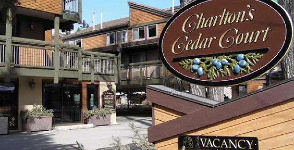 Charlton's Cedar Court