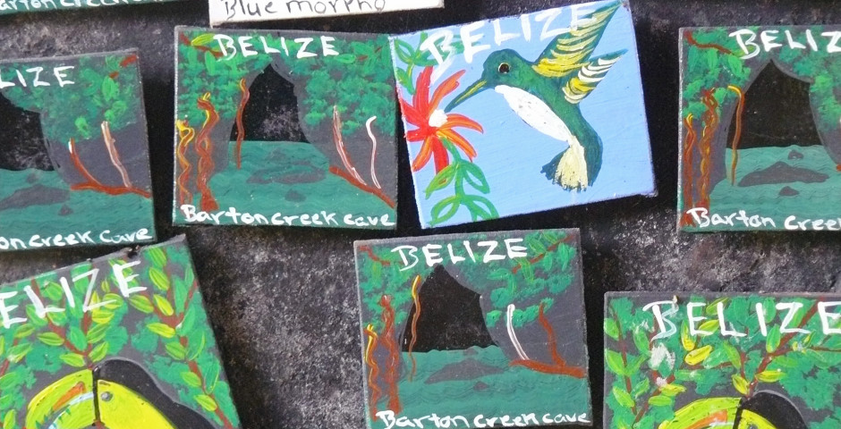 Souvenirs - Belize City