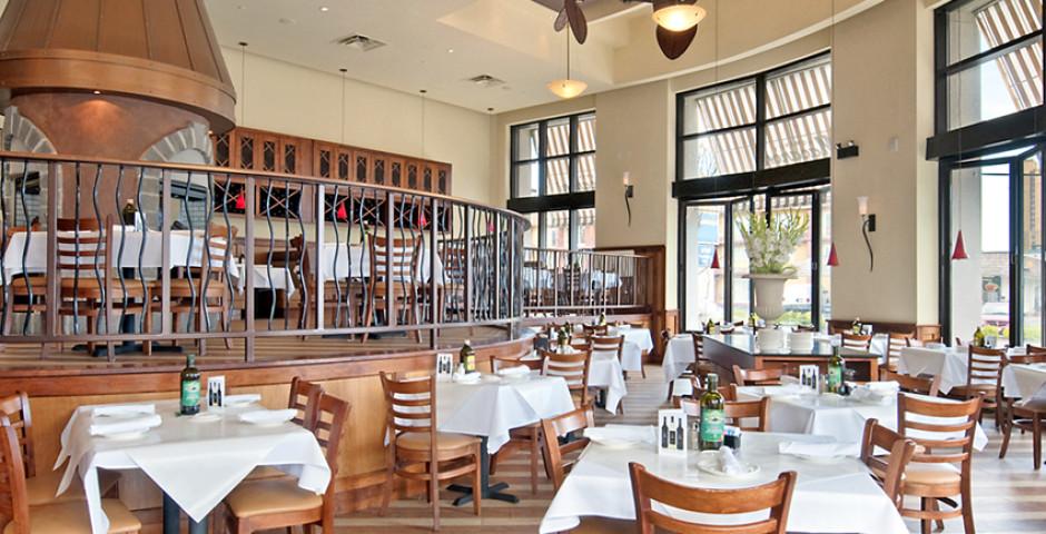 Pranzo Italian Grill - Hilton Hotel & Suites Fallsview