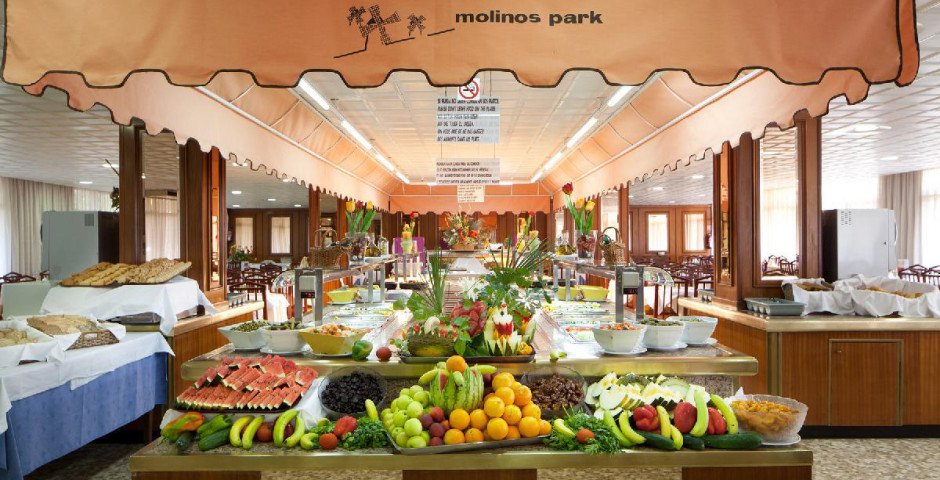 HTop Molinos Park