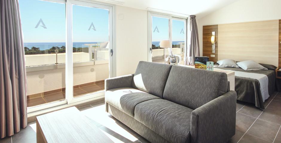 JuniorSuitePremium - Aqua Hotel Aquamarina & Spa