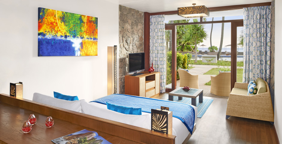Doppelzimmer AVANI Garden View - Avani Barbarons Seychelles Resort
