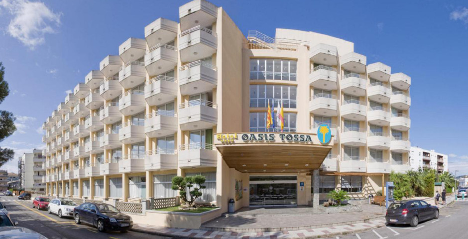 Hotel GHT Oasis Tossa