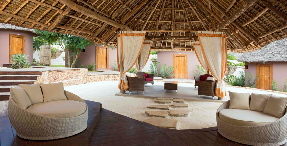 Gold Zanzibar Beach House & Spa