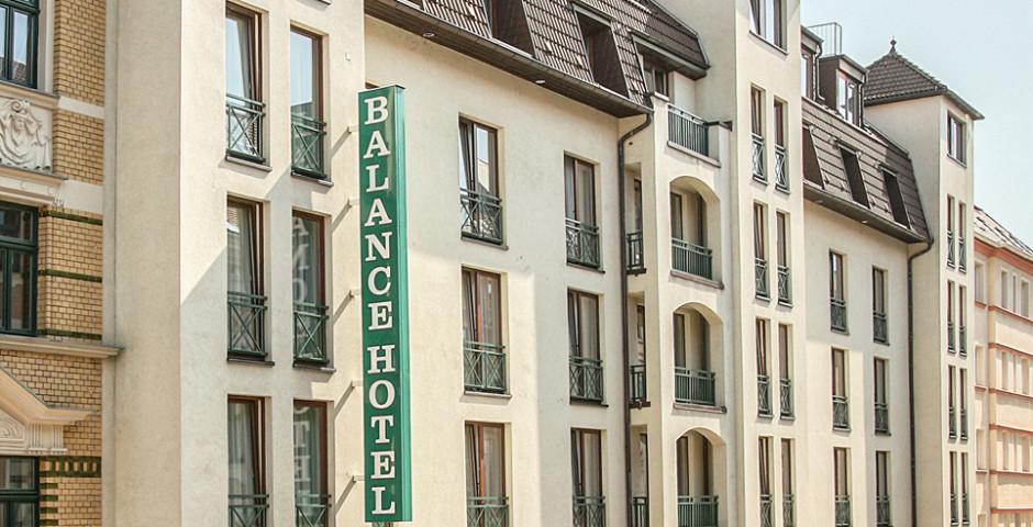 Balance Hotel Alte Messe Leipzig