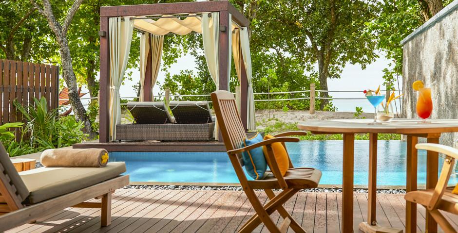 Beach Villa - The H Resort Beau Vallon Beach
