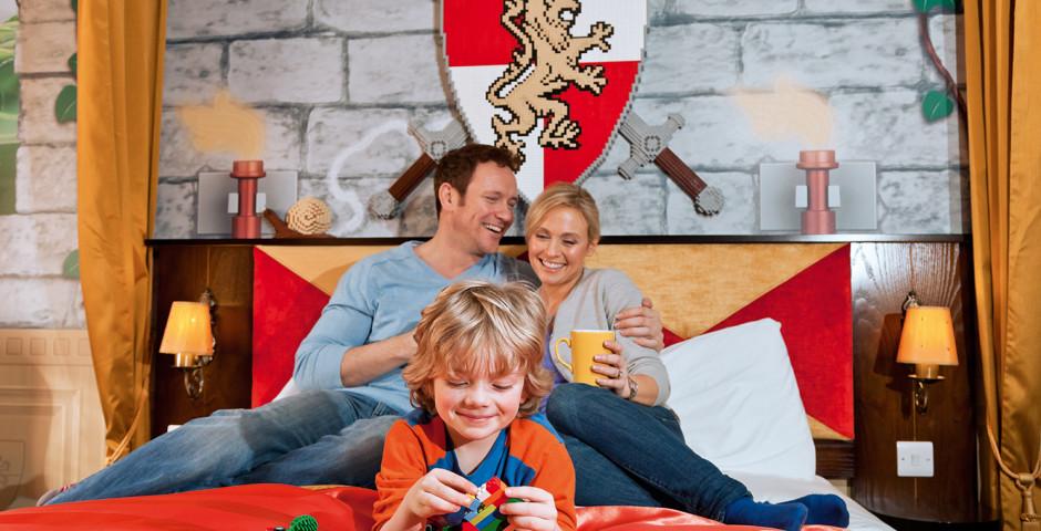 LEGOLAND® Feriendorf – Burgen inkl. Eintritt LEGOLAND®Park