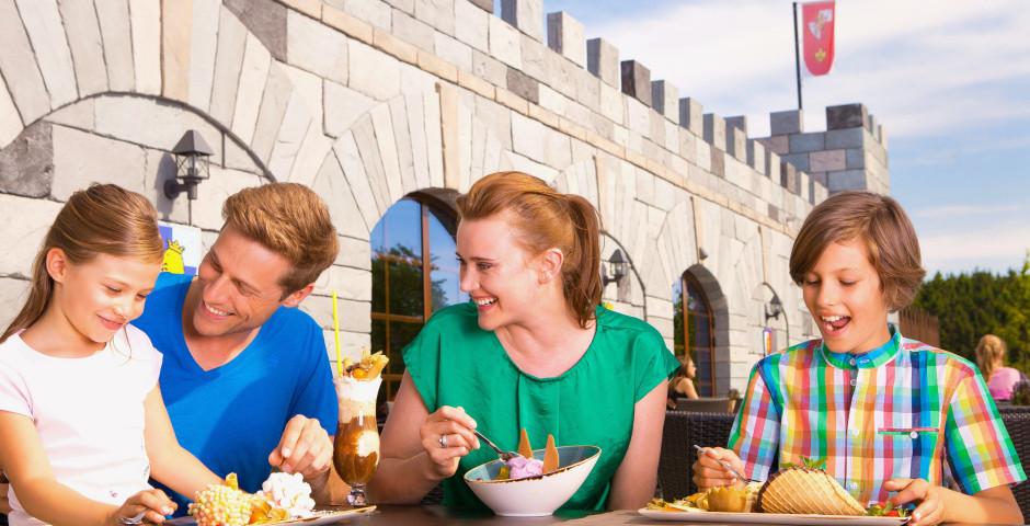 Village de vacances LEGOLAND® – Châteaux incl. entrée parc LEGOLAND®