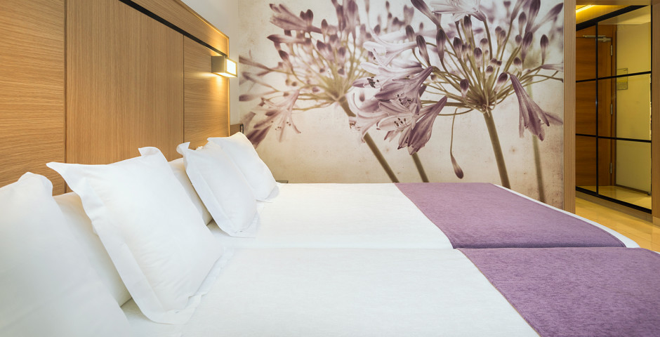 DoppelzimmerComfort - Sumus Hotel Monteplaya