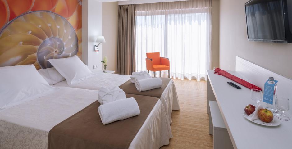 Doppelzimmer Comfort - Sumus Hotel Stella & Spa