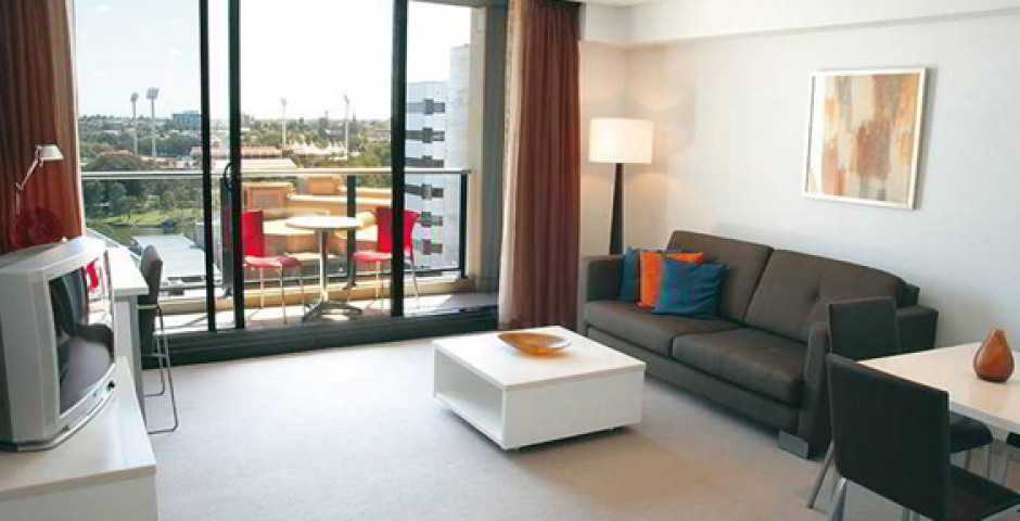Oaks Horizons Apartment Hotel