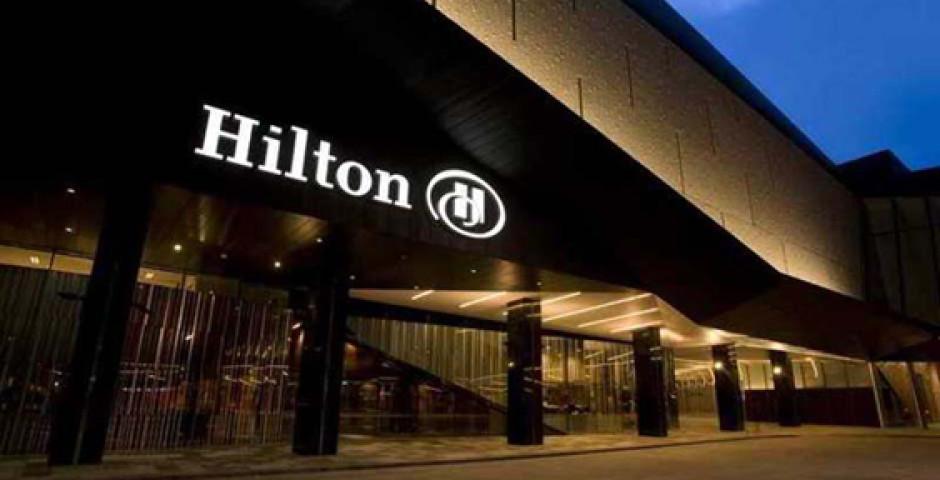 Hilton Melbourne South Wharf