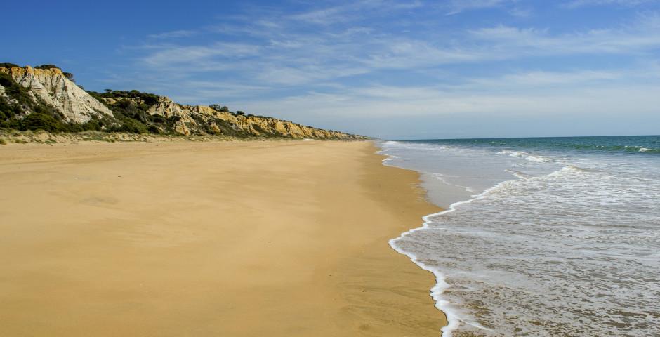 Strand von Mazagon - Mazagon