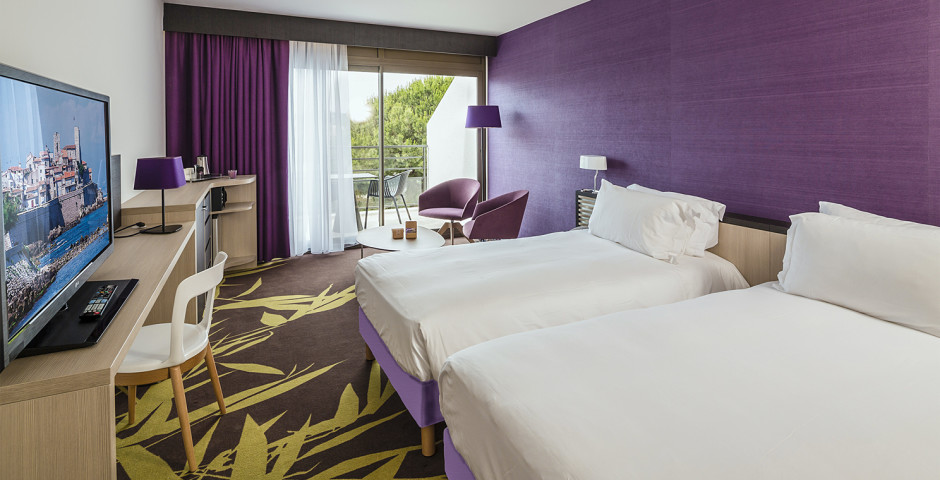 Hotel Baie des Anges Thalazur Antibes
