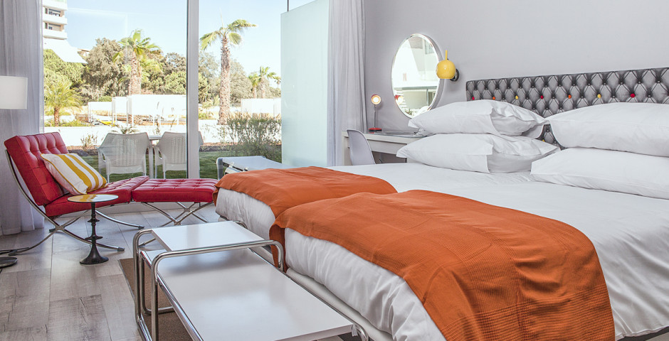 Doppelzimmer Deluxe - Pestana Alvor South Beach