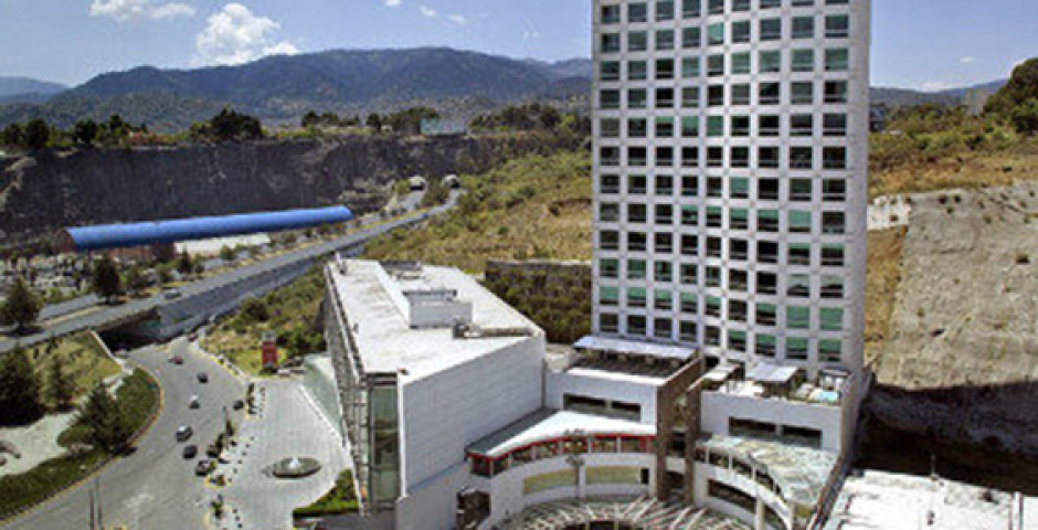 Presidente Intercontinental Santa Fe Mexico