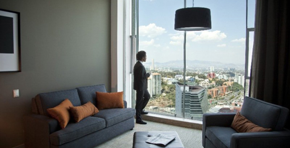 Presidente Intercontinental Santa Fe Mexico